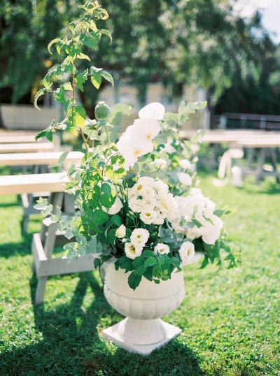 bröllopsblommor