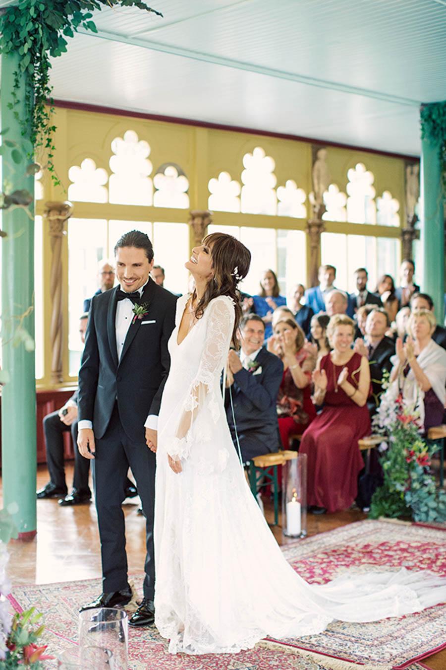 bröllop på villa vänhem